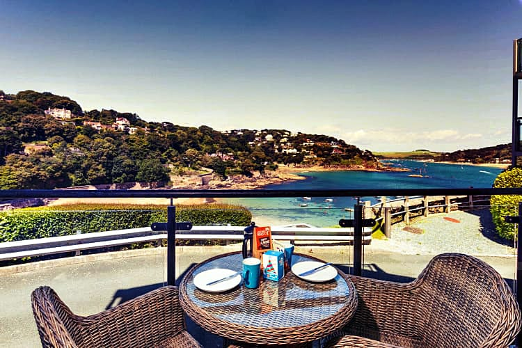 11 Bolt Head a holiday cottage rental for 6 in Salcombe,