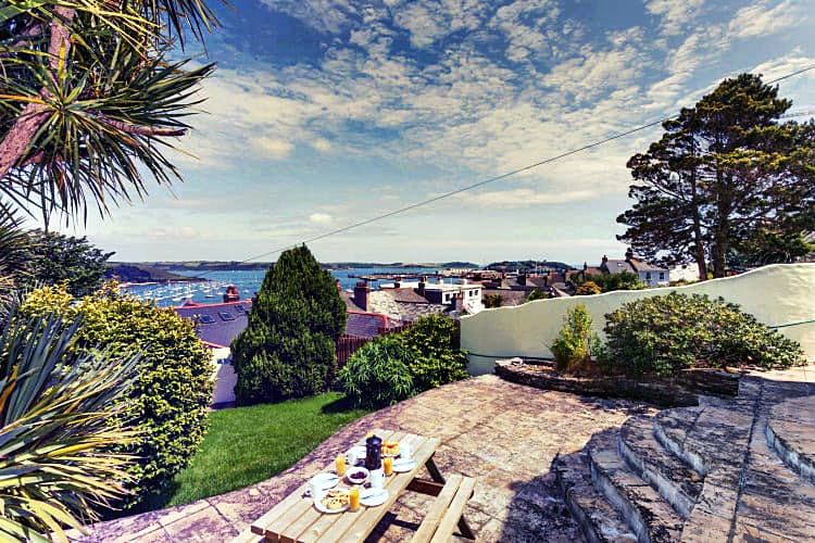 La Mouette a holiday cottage rental for 6 in Falmouth,