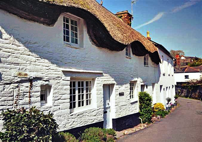 1 Vale Cottage a holiday cottage rental for 5 in Slapton,