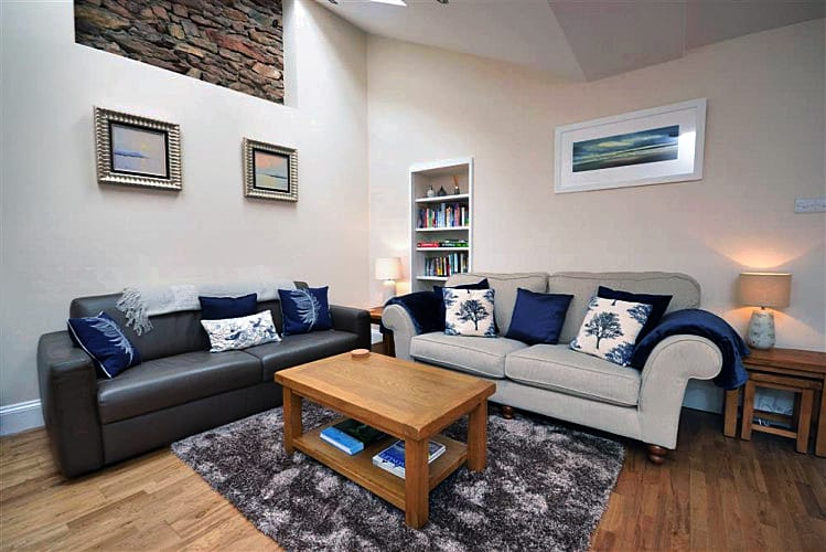 The Garden Annexe a holiday cottage rental for 4 in Totnes,