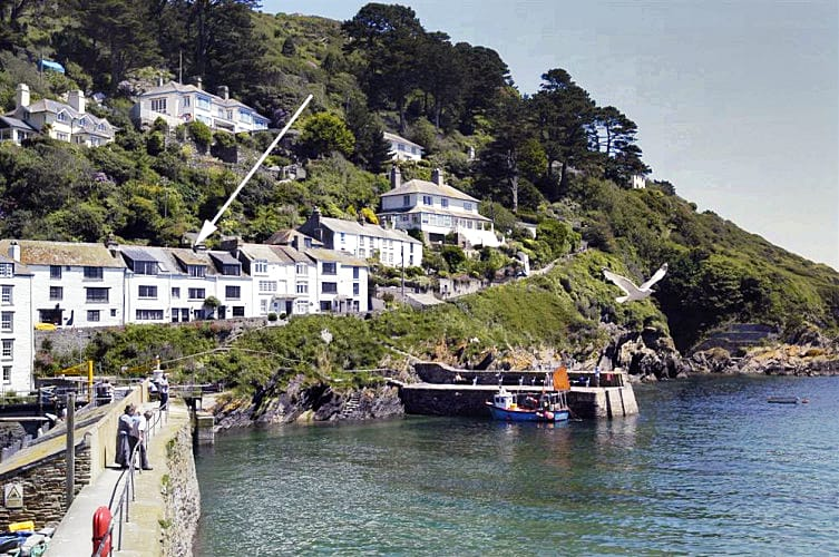 Waters Edge a holiday cottage rental for 2 in Polperro,