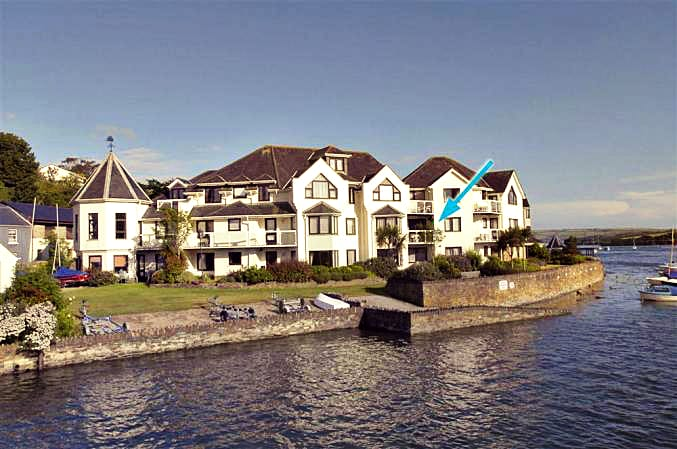 7 The Moorings a holiday cottage rental for 4 in Kingsbridge,