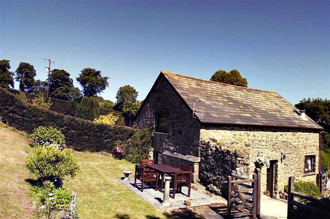 Beckaford Cottage a holiday cottage rental for 4 in Manaton,