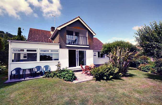 Bywater a holiday cottage rental for 7 in Torcross,