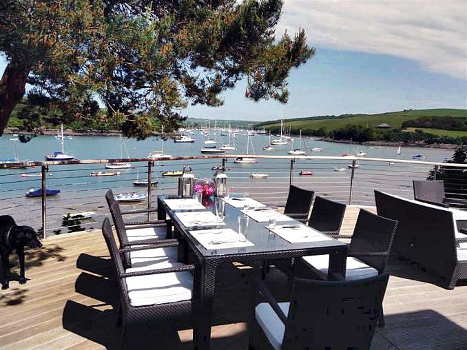 Harbour Watch a holiday cottage rental for 12 in East Portlemouth,