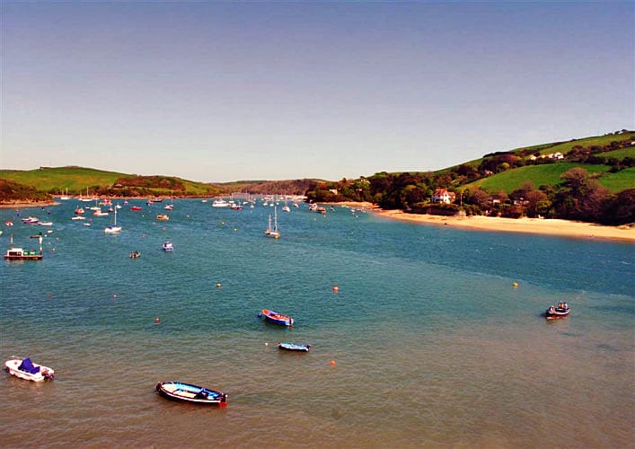 38 The Salcombe a holiday cottage rental for 4 in Salcombe,