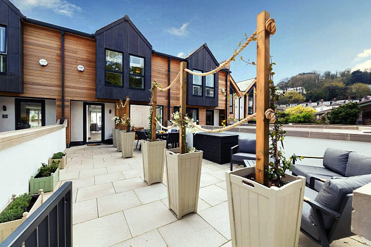 4 Island Place a holiday cottage rental for 6 in Salcombe,