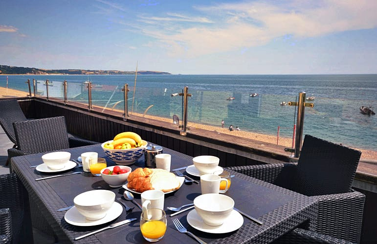 8 at The Beach a holiday cottage rental for 4 in Torcross,