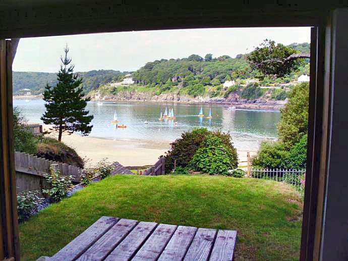 Millbay Boathouse a holiday cottage rental for 2 in East Portlemouth,