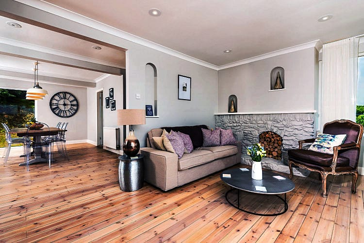 Mapperley Lodge a holiday cottage rental for 8 in Salcombe,