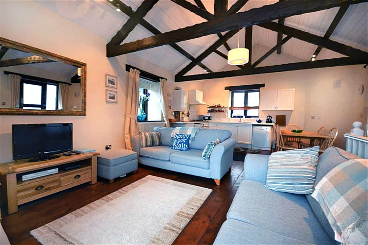Banjo Cottage a holiday cottage rental for 5 in Looe,