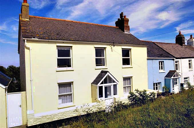 Rosario a holiday cottage rental for 10 in East Prawle,