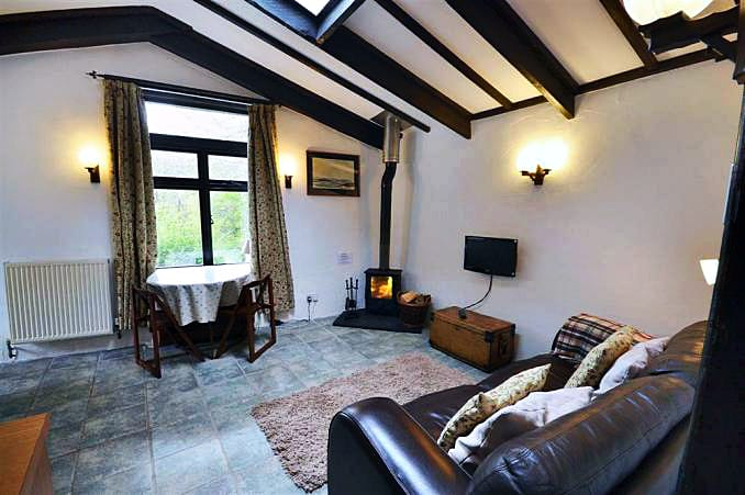 Vean Cottage a holiday cottage rental for 2 in Ringmore,
