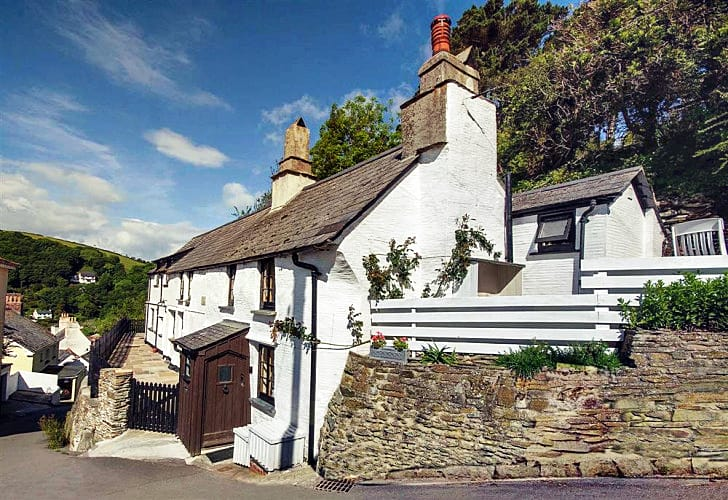 1 Head ODitch a holiday cottage rental for 2 in Polperro,
