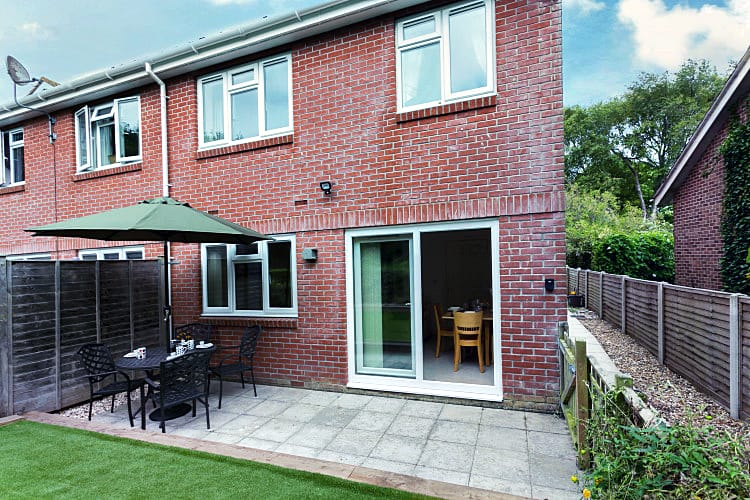 3 Allington Square a holiday cottage rental for 4 in Bridport,